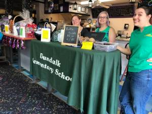 dundalk elementary school PTA fundraiser at pinland